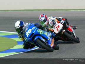 First IRTA test of 2003 brings the 125 teams to Jerez