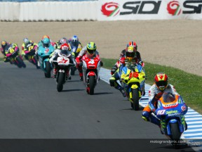 Testing time for the 250cc riders in Jerez this week