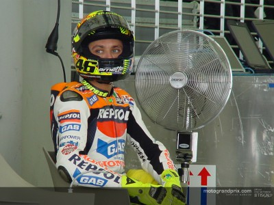HRC riders take to Sepang for more tests