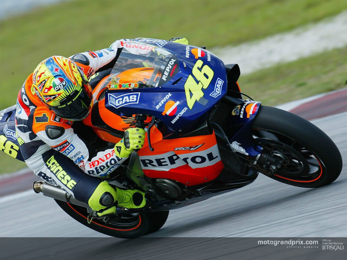Valentino Rossi reflects on the recent Honda test in Sepang