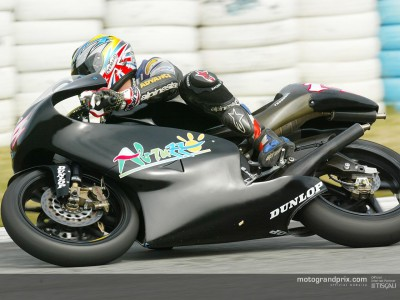 250 teams complete IRTA test in Jerez