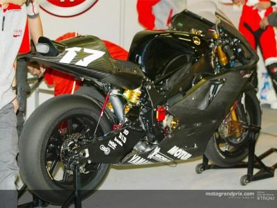La Yamaha a Jerez parla della nuova M1