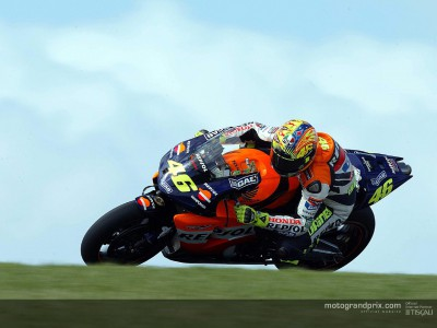 HRC complete first day at Phillip Island