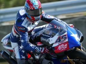 MotoGP IRTA tests at Jerez