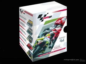 Aparece en el mercado español la Colección Oficial MotoGP 2002 en DVD