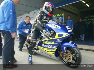 Sebastian Porto, preparado para intentar el asalto al título con Honda