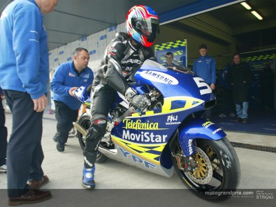 Sebastian Porto ready for a title tilt with Honda