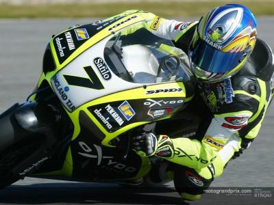 250 riders at the Estoril IRTA test
