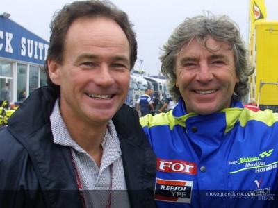 World of motor racing filter tributes to Barry Sheene