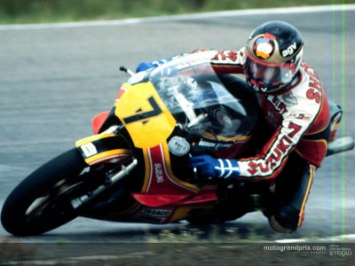 A brief look at the career and legacy of Barry Sheene