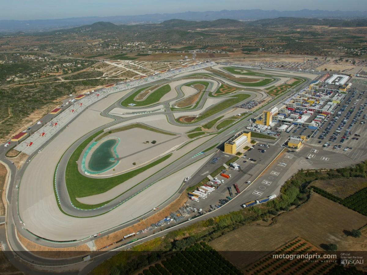 Circuito Ricardo Tormo : Il circuito ricardo tormo di valencia vince trofeo irta