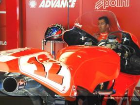 Ducati Marlboro and Pramac Honda join MotoGP rivals at Catalunya