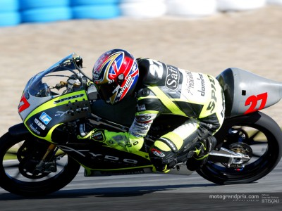 Casey Stoner: Making waves in his new class with the best time in Valencia