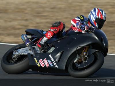 Moriwaki undergo new tests at the newly remodelled Suzuka circuit