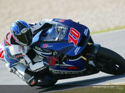 Suzuki still treading the lengthy path of development