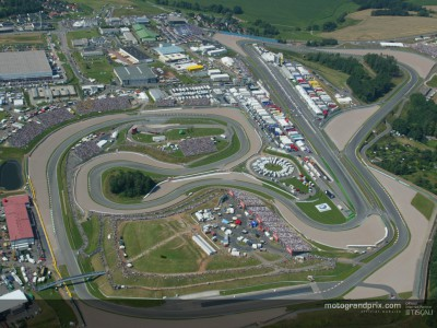 Tickets selling fast for Sachsenring