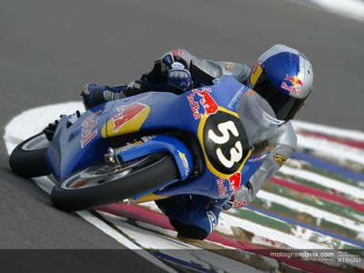New training programme for Rookies Cup to MotoGP
