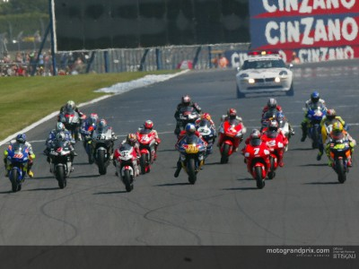 MotoGP to be screened in UK by BBC Sport