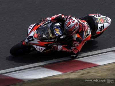 MotoGP IRTAテスト公式結果2日目