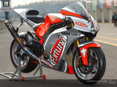 Checa happier with improved M1 set-up and new fairing