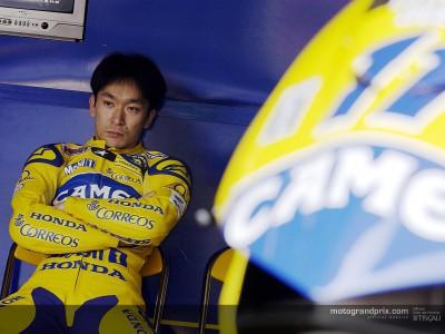 Ukawa espera mejorar su suerte en Suzuka