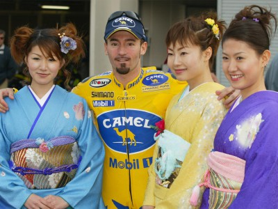 Memories of `98 as Biaggi returns to Suzuka with Honda