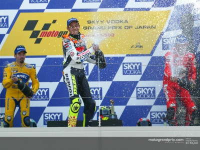 Rossi still in his pomp with dominant performance at Suzuka