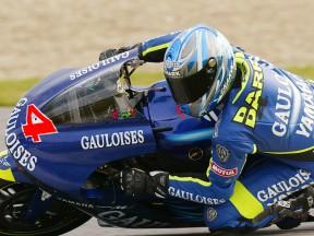 Barros, el piloto destacado de la pretemporada, compitió en Suzuka mermado de condiciones