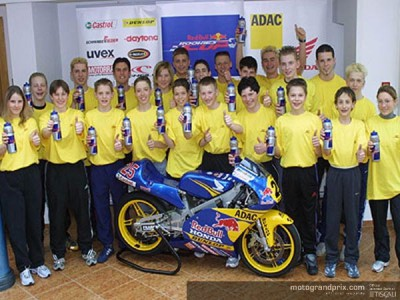 Everything in place for the Red Bull Rookies Cup to MotoGP