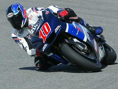 Suzuki to test with endurance team
