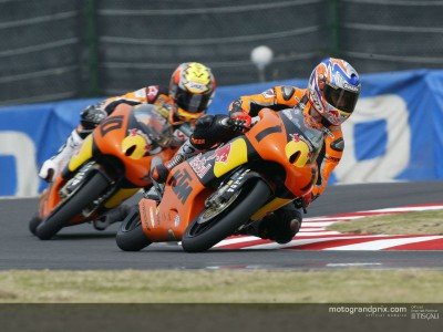 KTM philosophical after first ever road race GP
