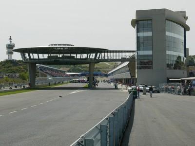 El Circuito de Jerez  prolonga su contrato con el MotoGP hasta  2011