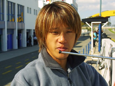 Carmelo Ezpeleta expresses his condolences for the sad loss of Daijiro Kato
