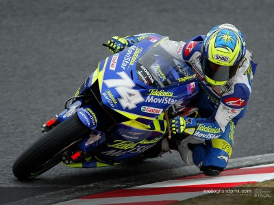 MotoGP community mourns the loss of one of its brightest stars