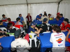 Comunicato di Carmelo Ezpeleta dopo la riunione con i piloti della MotoGP