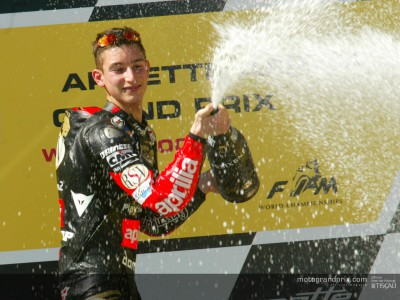 Poggiali´s title charge beginning to gather momentum