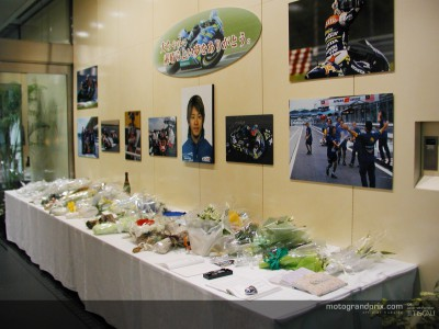 The ceremony organised by Honda to celebrate the life of Daijiro Kato is set to occur on May 18