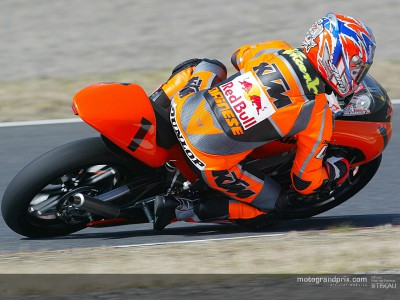 KTM bag first World Championship points on the asphalt