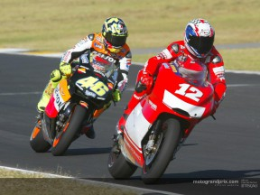 Bayliss provides glimpse of his future challenge to Rossi´s throne