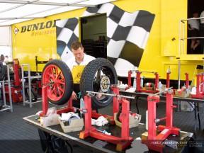 Dunlop retrouve son hégémonie sur le podium