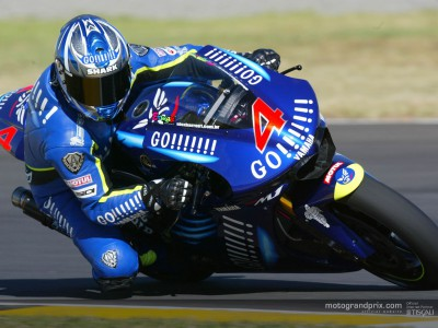 Alex Barros: defying the pain barrier to lead the Yamaha charge