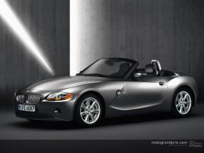 2003年BMWアワーズ賞は新型Z4に決定