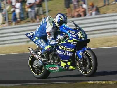 La MotoGP  comincia la sua avventura europea a Jerez