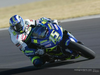 Gibernau relying on Honda and Michelin for another winning combination