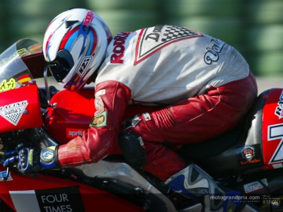 A look at the wild-card entry for Jerez including Spanish youngster Angel Rodríguez