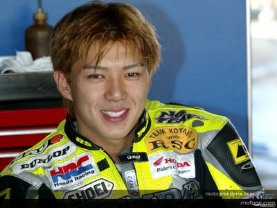 Kiyonari to join Gibernau at Telefonica Movistar Honda