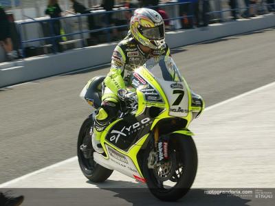予選1日目 250ccクラストップライダーたちのコメント