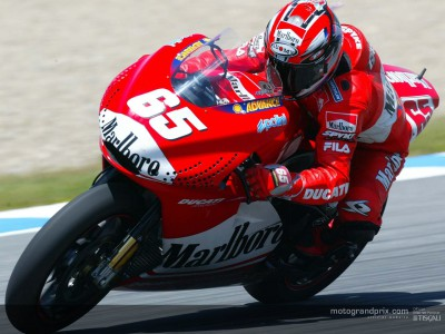 Ducati at the double in Jerez