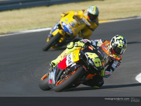 Honda showing the way but Ducati not far behind