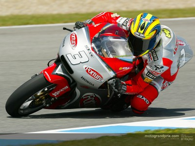 Roby Rolfo satisfied with second at Jerez